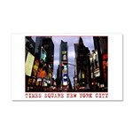 New York Souvenir Ny City Car Magnet 20 X 12