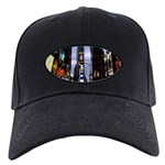 New York Souvenir Times Square Black Cap
