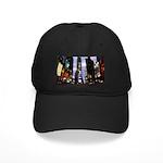 New York Souvenir Times Square Black Cap