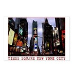 New York 8 Pk Nyc Times Postcards (Package Of 8)