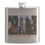 New York Souvenir Times Square Gifts Flask