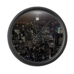 New York Souvenir Empire State Large Wall Clock