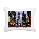 New York Souvenir Times Square Gifts Rectangular C