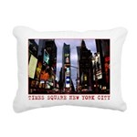 New York Souvenir Times Square Gifts Rectangular C