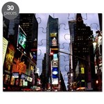 New York Souvenir Times Square Gifts Puzzle
