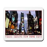 New York Souvenir Times Square Gifts Mousepad