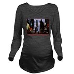 New York Souvenir Times Square Gifts Long Sleeve M