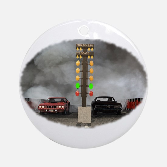 Ultimate Mopar Face Off Ornament (Round) Ornament