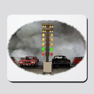Ultimate Mopar Face Off Mousepad