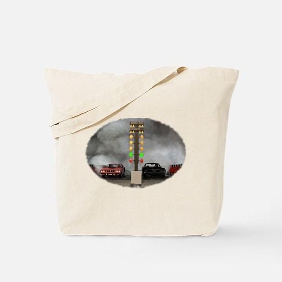 Ultimate Mopar Face Off Tote Bag