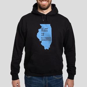 Illinois Hoodie (dark)