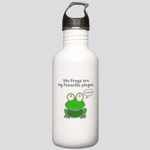 Frog Passover Plague Stainless Water Bottle 1.0L
