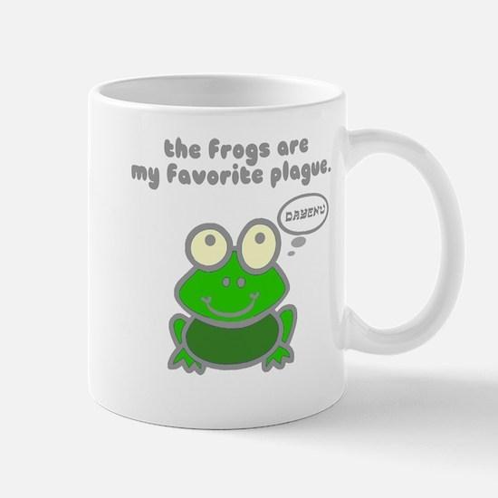 Frog Passover Plague Mug