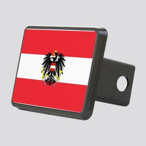Austrian Coat of Arms Flag Hitch Cover