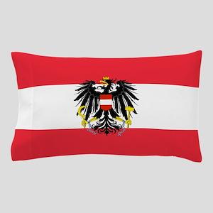Austrian Coat of Arms Flag Pillow Case