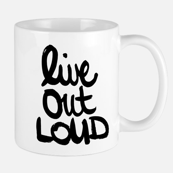 Live Out Loud Mugs