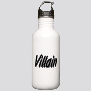 Villain Water Bottle