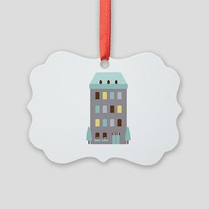 Urban Hotel Ornament
