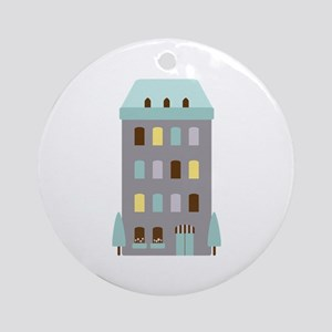 Urban Hotel Ornament (Round)