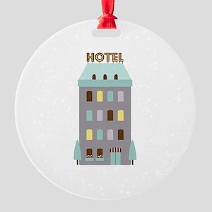 Hotel Ornament