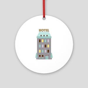 Hotel Ornament (Round)