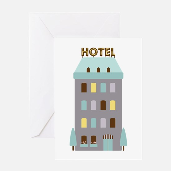 Hotel Greeting Cards