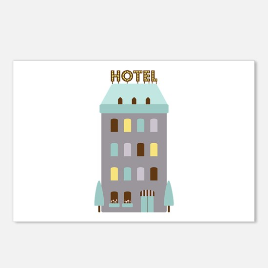 Hotel Postcards (Package of 8)