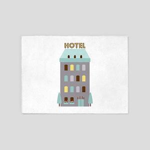 Hotel 5'x7'Area Rug