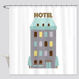 Hotel Shower Curtain