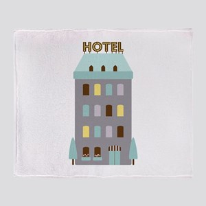 Hotel Throw Blanket