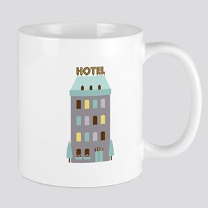 Hotel Mugs