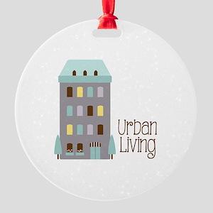 Urban Living Ornament
