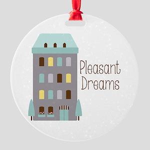 Pleasant Dreams Ornament