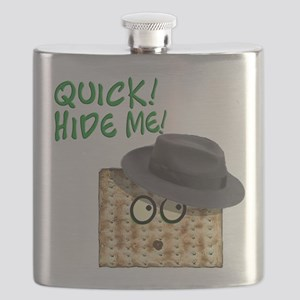 Hide the Afikomen Flask