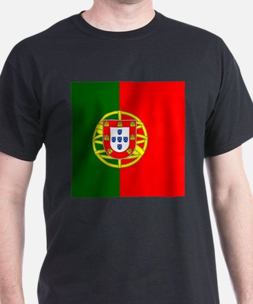 Flag of Portugal T-Shirt