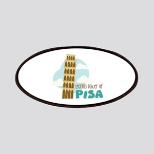 Leaning Tower Of Pisa Patches