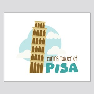 Leaning Tower Of Pisa Posters