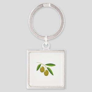 Olive Branch Keychains