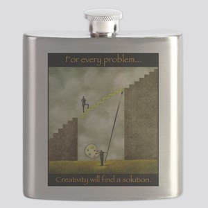 FOR EVERY PROBLEM... Flask