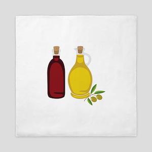 Olive Oil Queen Duvet