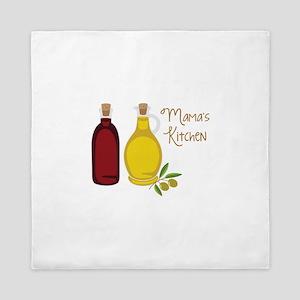 Mamas Kitchen Queen Duvet