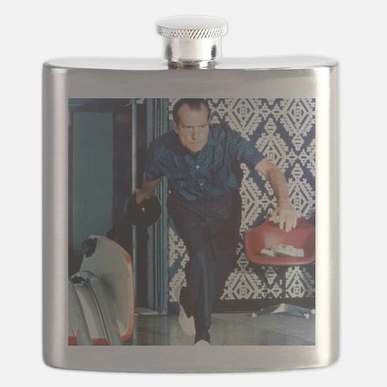 Nixon Bowling Flask