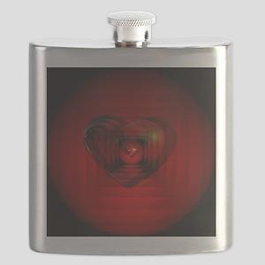 Heart 027 Flask