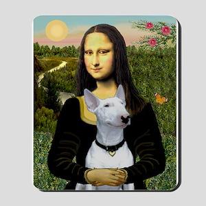 Mona's Bull Terrier Mousepad