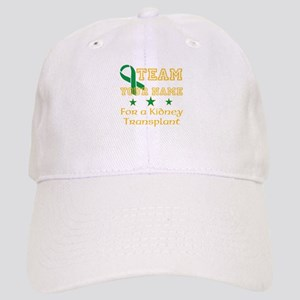 Personalize team Kidney Cap