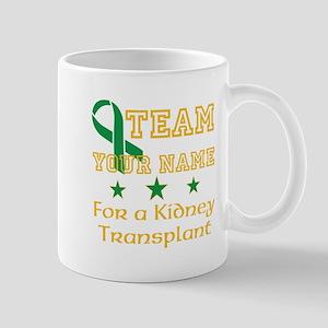 Personalize team Kidney Mug