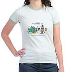 Club Shiba Inu Jr. Ringer T-Shirt