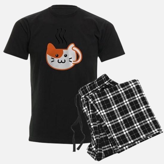 Calico Catpuccino Pajamas