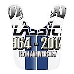50 Anniversary Bib