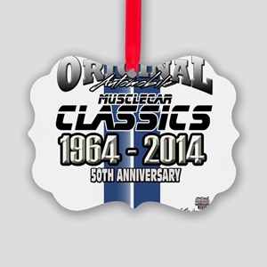 50 Anniversary Picture Ornament